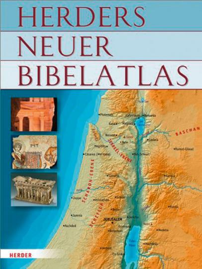 Herders neuer Bibelatlas.