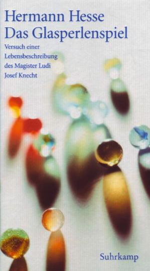 Hermann Hesse. Das Glasperlenspiel.