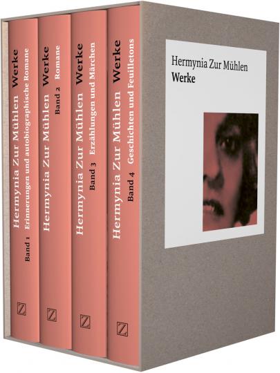 Hermynia Zur Mühlen. Werke. 4 Bände im Schuber.