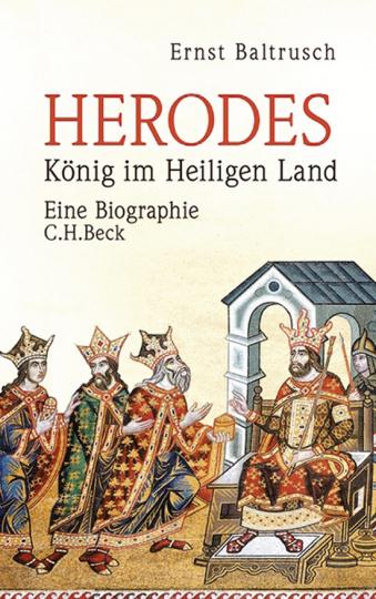 Herodes. König im Heiligen Land.