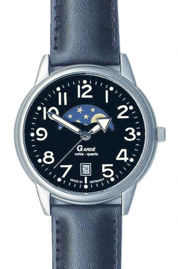 Herren Armbanduhr Mondphase 3-46