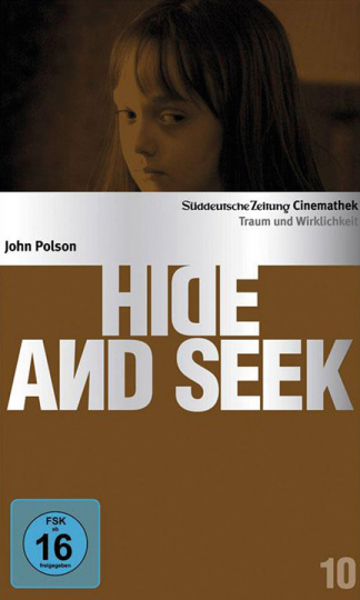 Hide and Seek. DVD.