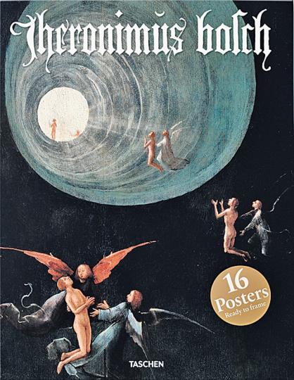 Hieronymus Bosch Poster Set.