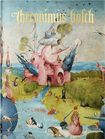 Hieronymus Bosch. Das vollständige Werk. Originalausgabe.