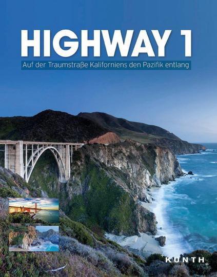 Highway 1. Auf der Traumstrasse Kaliforniens den Pazifik entlang.