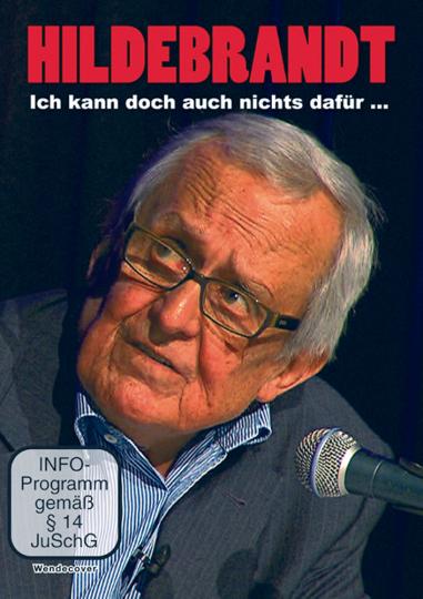Hildebrandt: Ich kann doch auch nichts dafür ... DVD