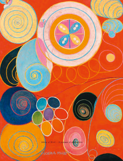 Hilma af Klint. Wegbereiterin der Abstraktion. Pioneer of Abstraction.