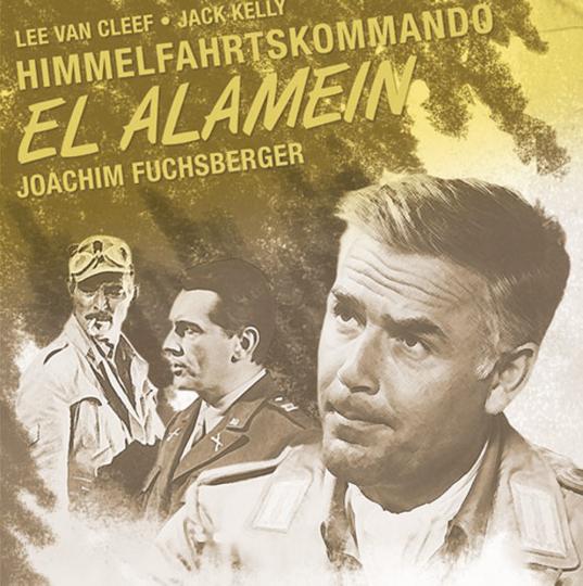 Himmelfahrtskommando El Alamein DVD