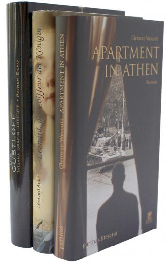 Historische Romane 3 Bde.