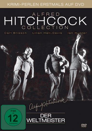 Hitchcock , Der Weltmeister DVD