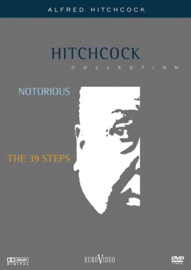 Hitchcock. Berüchtigt / Die 39 Stufen. 2 DVDs.