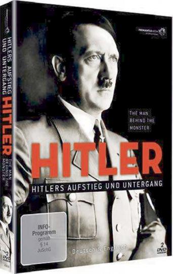 Hitler - Aufstieg und Untergang 2 DVDs