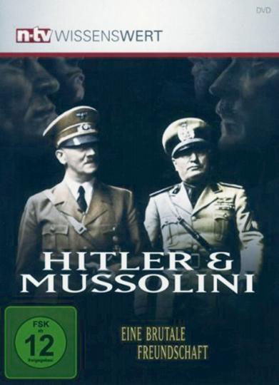 Hitler & Mussolini 2 DVDs