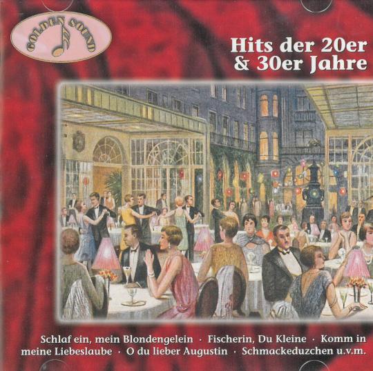 Hits der 20er & 30er Jahre CD