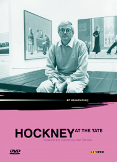 Hockney at the Tate. DVD.