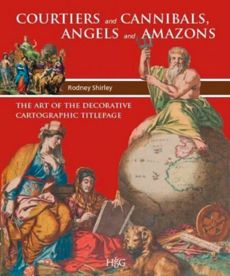 Höflinge und Kanibalen, Engel und Amazonen. Die Kunst der grafischen Titelillustration.