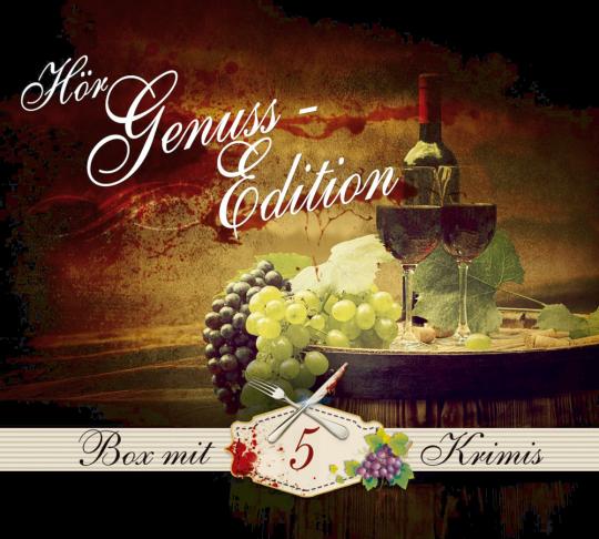 Hör-Genuss-Edition 25 CDs