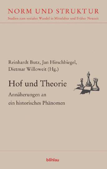 Hof und Theorie. Annäherungen an ein historisches Phänomen.