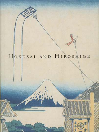Hokusai und Hiroshige. Great Japanese Prints from the James A. Michener Collection.