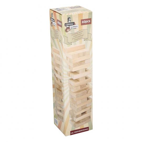 Holz Stapelspiel Jumbo.