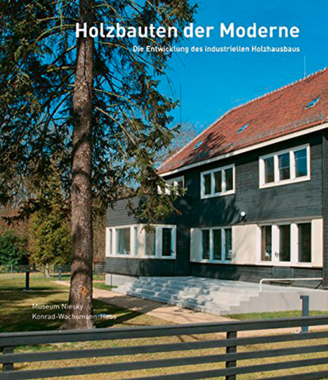 Holzbauten der Moderne.
