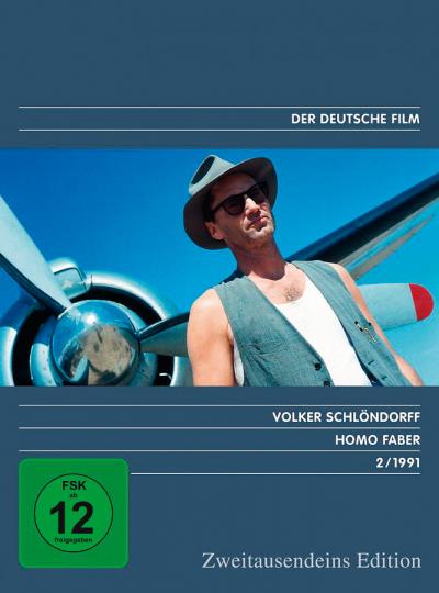 Homo Faber (Zweitausendeins Edition Deutscher Film). DVD.