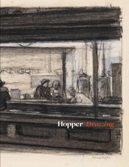 Hopper Drawing. Edward Hopper Zeichnungen.