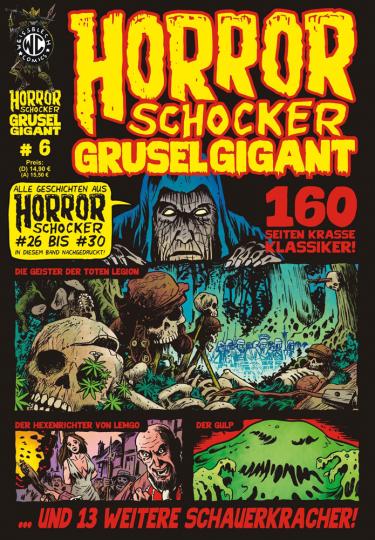 Horrorschocker Grusel Gigant 6