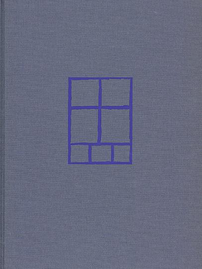 Horst Antes. Arbeiten. Sammlungen. 1959-1995. Vorzugsausgabe.
