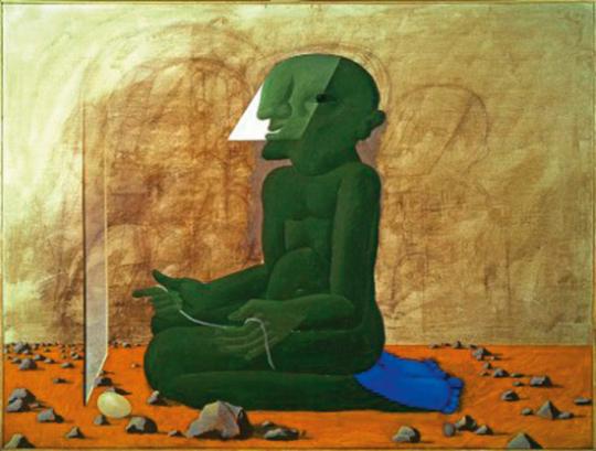 Horst Antes. Malerei 1958-2010.