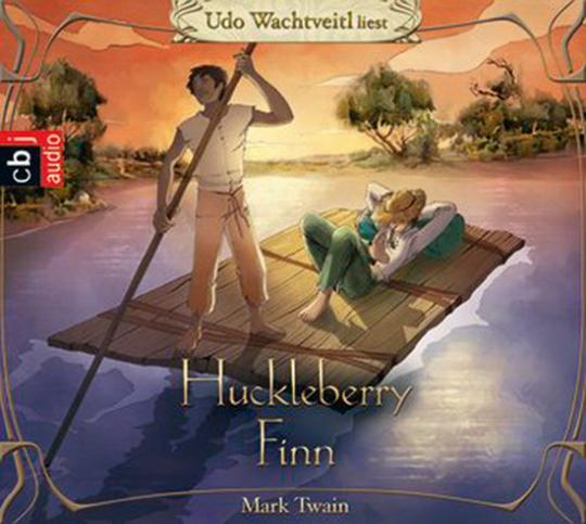 Huckleberry Finn. 3 CD-Box.