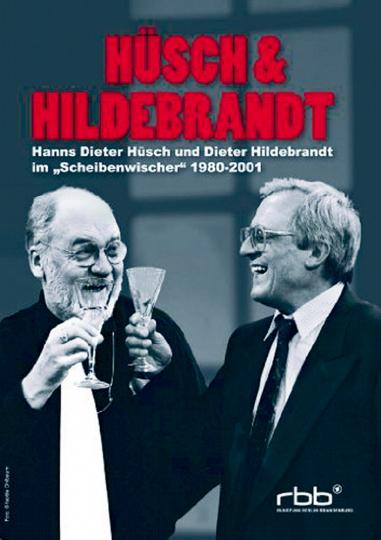Hüsch & Hildebrandt im »Scheibenwischer« 1980-2001. DVD.