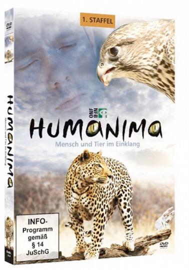 Humanima: Mensch und Tier im Einklang – 1. Staffel 2 DVDs