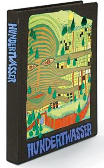 Hundertwasser. Die grafischen Arbeiten 1951-1976.