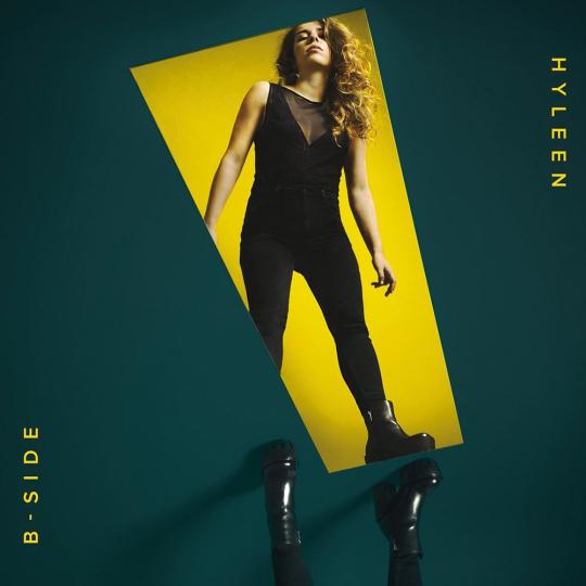 Hyleen. B-Side. CD.