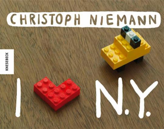 I Love New York. LEGO.