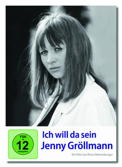 Ich will da sein. Jenny Gröllmann. DVD.