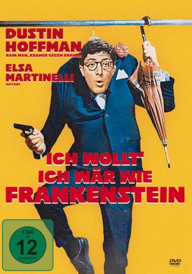 Ich wollt' ich wär wie Frankenstein DVD