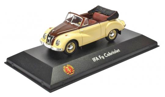 IFA F9 Cabrio - Modell 1:43