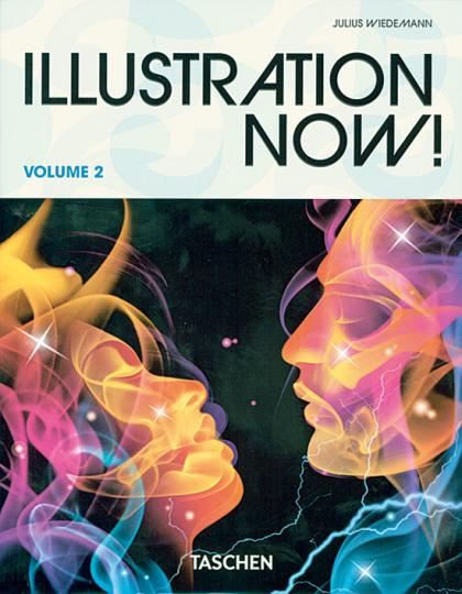 Illustration Now! Volume 2.