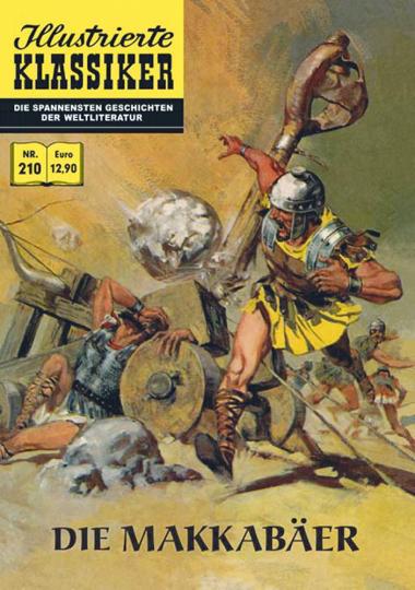 Illustrierte Klassiker - Nr. 210 Die Makkabäer