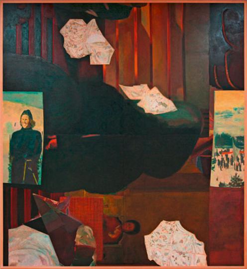 Ilya Kabakov. Paintings. Werkverzeichnis der Gemälde 2008-2013.
