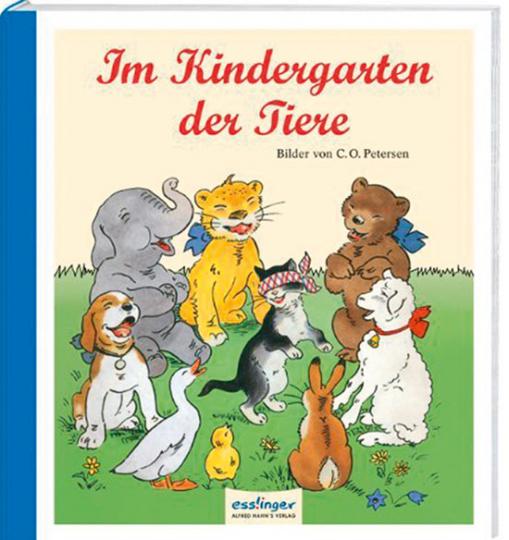 Im Kindergarten der Tiere.