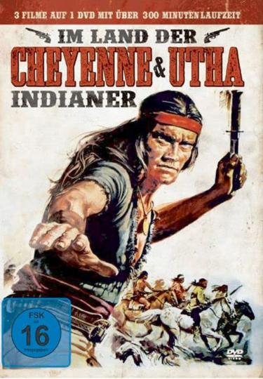 Im Land der Cheyenne und Utha Indianer. DVD.
