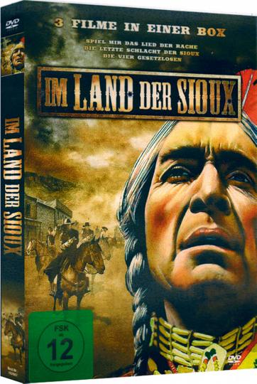 Im Land der Sioux DVD