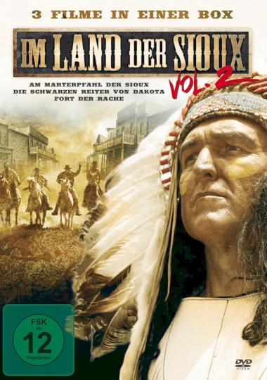 Im Land der Sioux (Vol. 2) DVD.