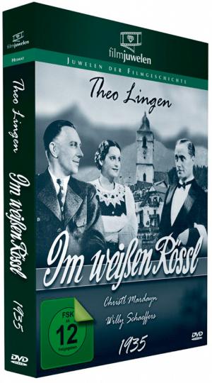 Im Weißen Rössl 1935 DVD