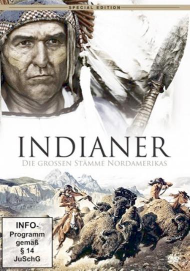 Indianer DVD