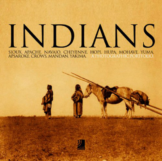 Indians. The Deep Spirit of Native Americans.