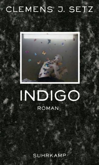 Indigo. Roman.